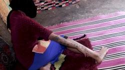 El infierno de Khadija: violada, quemada y tatuada durante dos meses por trece