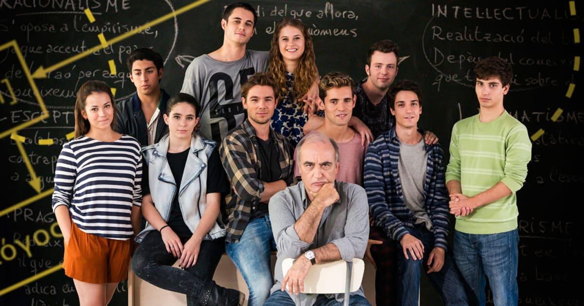 Nueve razones por las que 'Merlí' no es una serie de instituto más