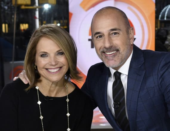 Katie Couric says Lauer scandal has been 'crushing'