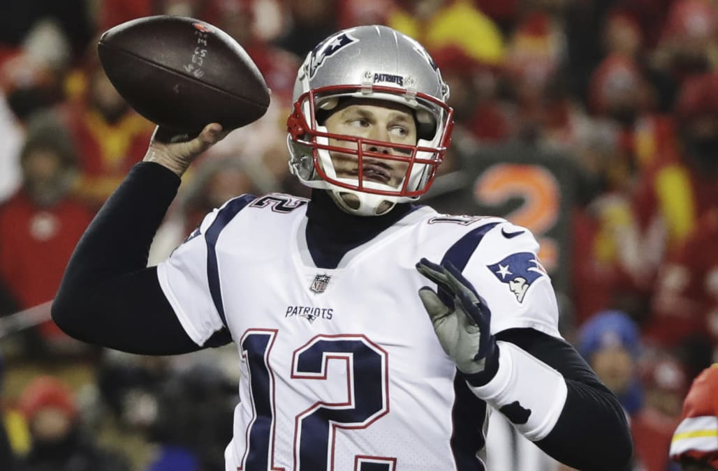 half off 7831b 3d36c Tom Brady's bank account keeps growing as he heads to ...