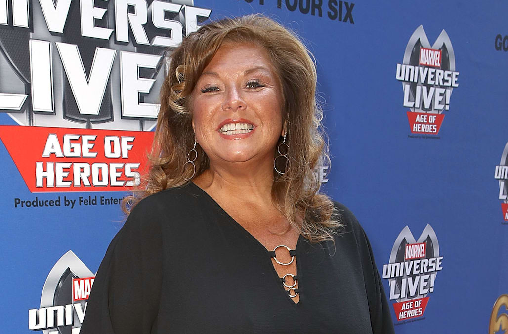Abby lee miller did not get special treatment in prison they made abby lee miller did not get special treatment in prison they made her life difficult exclusive thecheapjerseys Image collections