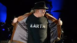 Neil Young Rouses Hearts And Raises Hell For Canada 150 And July