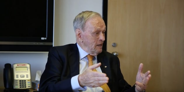 Former prime minister Jean Chretien speaks to HuffPost Quebec in Montreal on May 30, 2018.