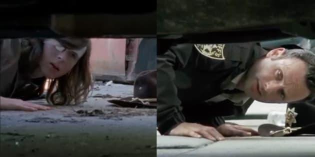 The Walking Dead saison 8: Pour son 100e épisode, la série fait beaucoup de clins d'œil au passé