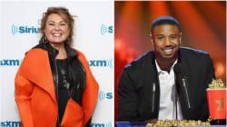 Michael B. Jordan 'Shocked' He Won MTV Movie Award's Best Villain Over Roseanne