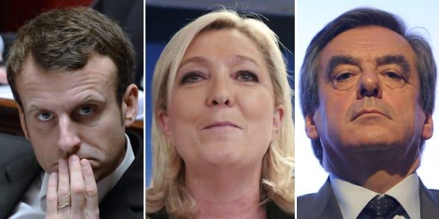 Marine Le Pen mais aussi François Fillon et Emmanuel Macron avant elle ont déclenché des polémiques sur l'Histoire de France pendant la présidentielle.