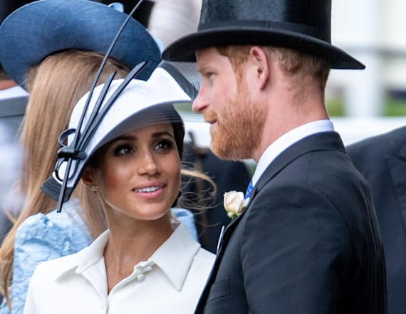 Meghan and Harry celebrate one month of marriage