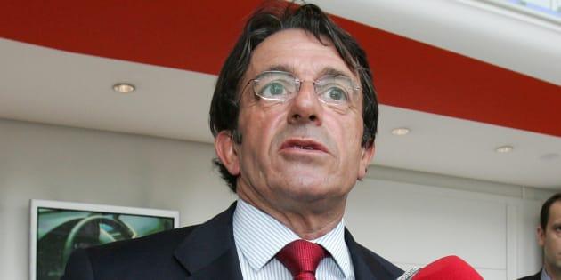 Jean-Luc Vergne, le président de Radio France par intérim qui succède à Mathieu Gallet