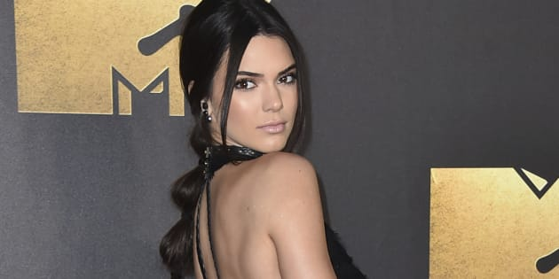 Kendall Jenner turns her back on Instagram.