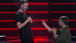 'The Voice' Contestant Makes Aussie TV History Proposing To
