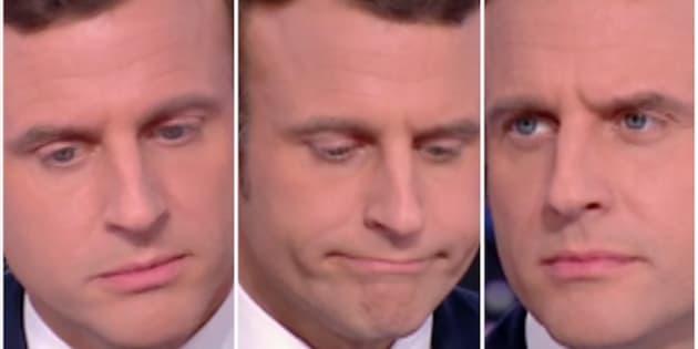 """""""Pardon de vous le dire"""" : l'expression favorite de Macron à """"l'Émission politique"""" sur France 2"""