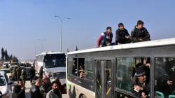 Après l'enfer d'Alep, le calvaire de
