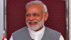 PM Narendra Modi Congratulates ISRO On Launch Of 104