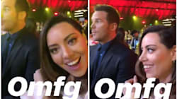 Chris Pratt, Aubrey Plaza Sat Together At MTV Movie Awards And People Loved