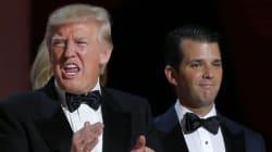Le fils de Trump a rencontré une avocate russe qui lui promettait des infos compromettantes sur