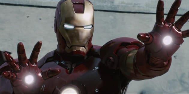 """L'armure d'""""Iron Man"""" portée par Robert Downey Jr. dans le premier opus a été volée"""