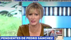Susanna Griso, espantada por las palabras de un invitado de 'Espejo Público' sobre el francotirador que planeaba matar a Pedr...