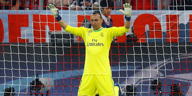 Keylor Navas é garantia de segurança no gol da Costa Rica e perigo para a Seleção Brasileira.