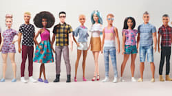 Mattel Gives Ken A Body-Positive and Diverse