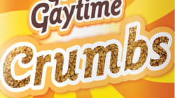 Rejoice, Tinned Golden Gaytime Crumbs Are