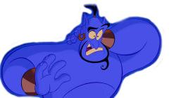 ¿Por qué los personajes de dibujos animados tienen cuatro