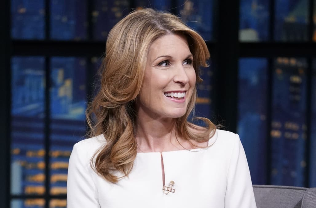Msnbc Host Nicolle Wallace Dating Regular Deadline White House