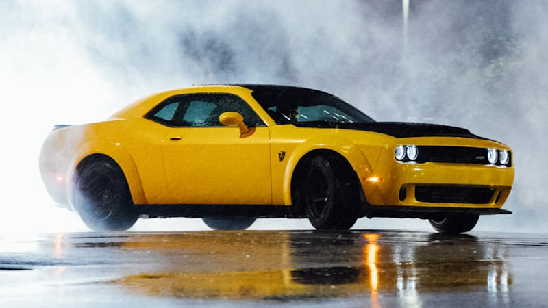 Dodge Demon exorcised by Rhys Millen in new video