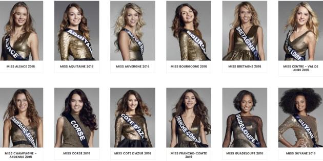 L'élection de Miss France reste le dernier bastion d'une beauté bien particulière