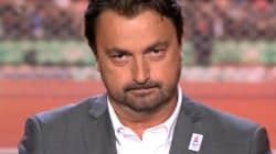Interview de Maxime Hamou: Henri Leconte présente ses excuses pour son comportement