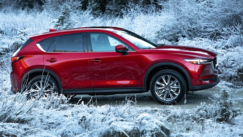2019 Mazda CX-5 Turbo First Drive Review