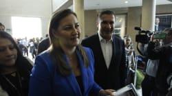 Políticos expresan condolencias por el fallecimiento de Martha Erika y Moreno