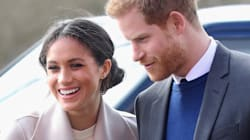 Prince Harry, Meghan Markle's Wedding Invite References Her 1st