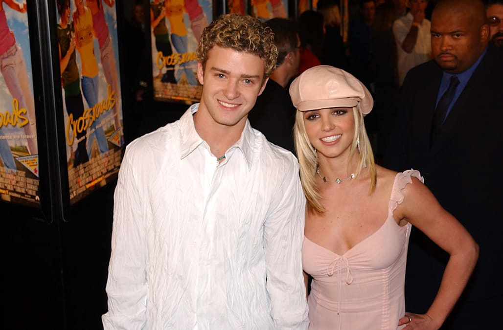 Is Britney Spears Dating Justin Timberlake