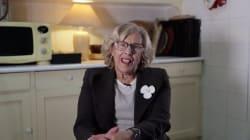 Desde su cocina: Carmena presenta Más Madrid, su plataforma para revalidar la