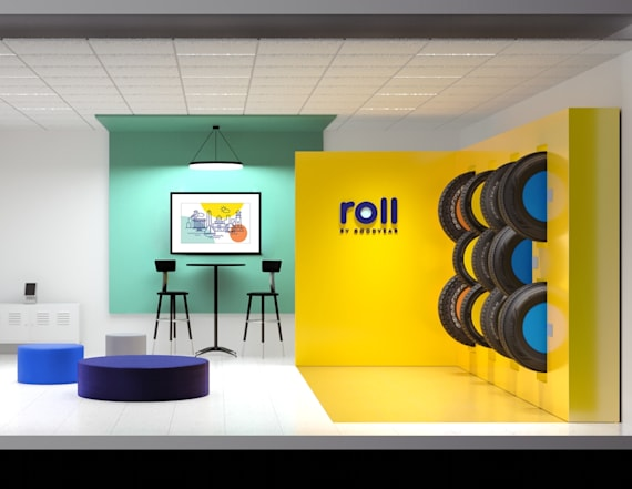 Tire retailer to test a special store for women