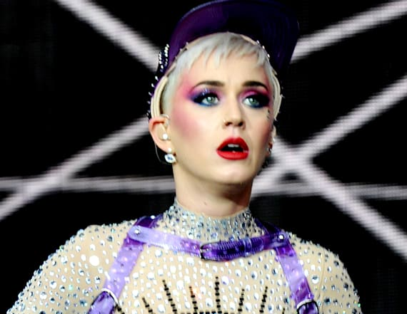 Katy Perry postpones 'Witness' Tour launch