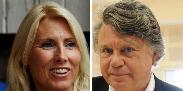 Dans la circonscription du Gard, Gilbert Collard en difficulté face à Marie Sara au 1er tour des législatives 2017