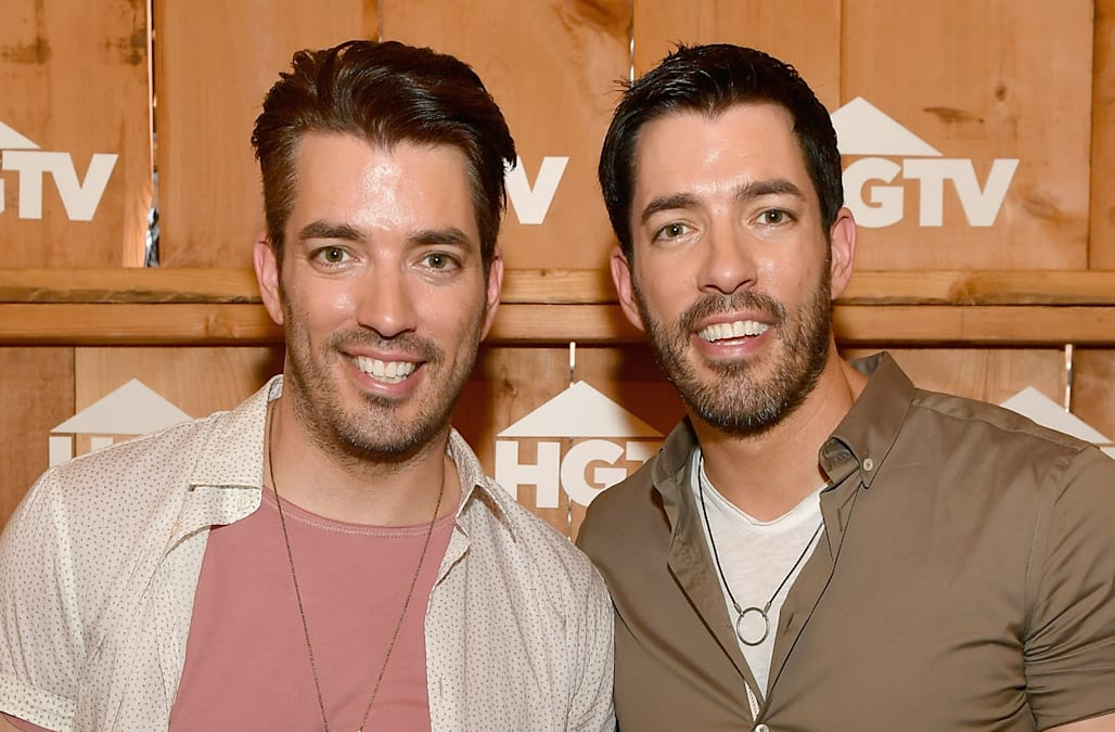 Property Brothers' star Jonathan Scott reveals unlikely