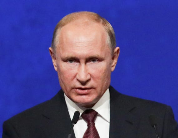 Putin reveals when he will step down as president