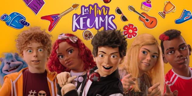 """Retour des """"Minikeums"""": les marionnettes, ça marche encore?"""