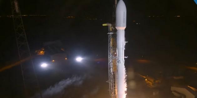 Space X envoie un mystérieux