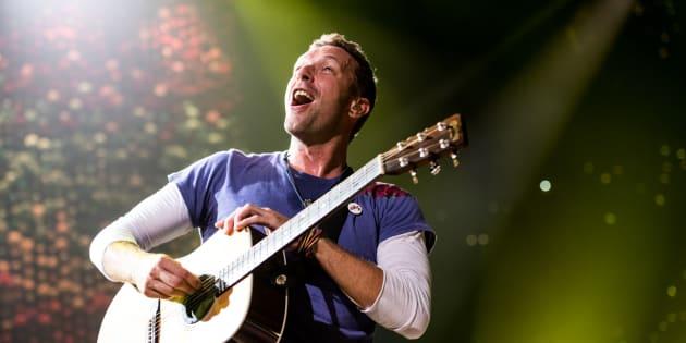 Un concert en réalité virtuelle — Coldplay