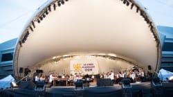 Revivez en images le Grand concert gratuit de l'OSM au Parc