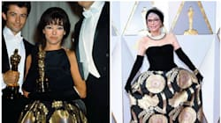 Rita Moreno Wore Her Same Oscar Dress From
