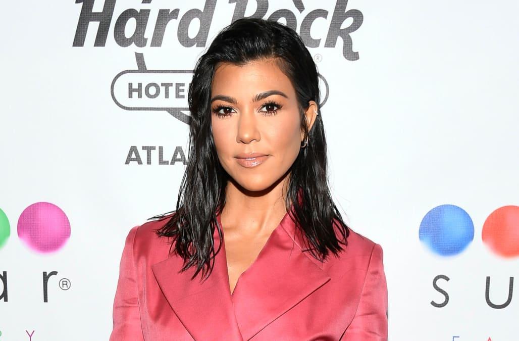 Kourtney Kardashian Hily Hangs Out With Sister Kim Following Younes Bendjima Split News