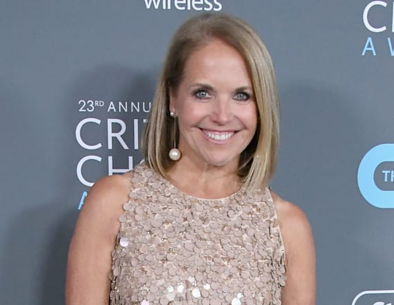 Katie Couric returning to NBC for Olympics