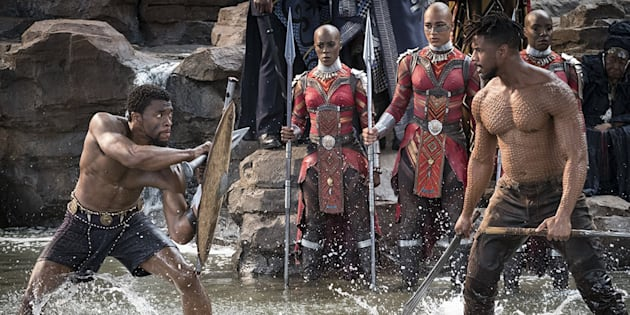 Black Panther enchaîne les records — Box-office
