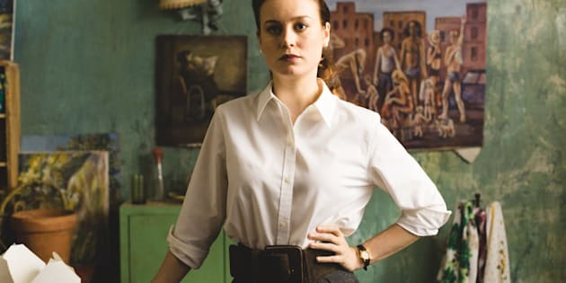 Brie Larson é Jeannette Walls em filme de Destin Daniel Cretton.