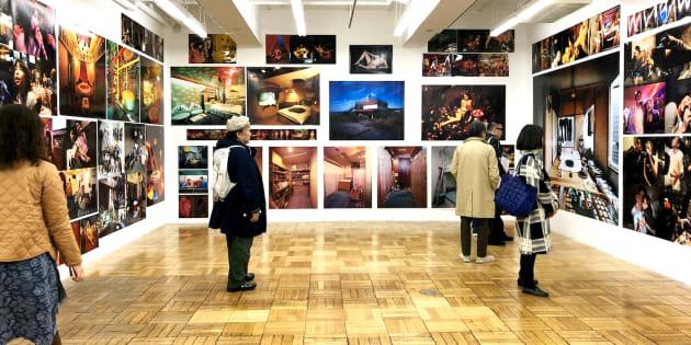 作家・都築響一の展示スペース