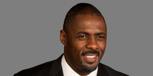 Idris Elba in a file photo.